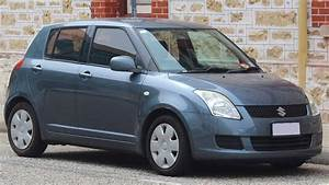 Suzuki Swift Workshop Manual 2004
