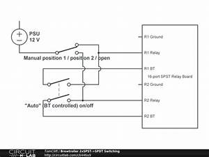 Brewtroller 2xspst- U0026gt Spdt Switching