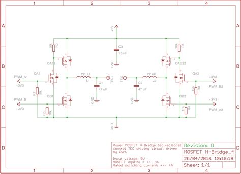 Pwm Directly Driving Source Mosfet Bridge With