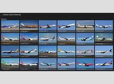 Airline Color Schemes An encyclopedia of airline