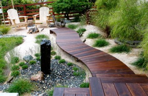 61 diy recycled furniture on a budget wartaku 30 gorgeous grassless backyard landscaping ideas wartaku