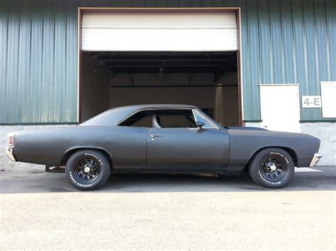 top fan ride  september jakes  chevy chevelle