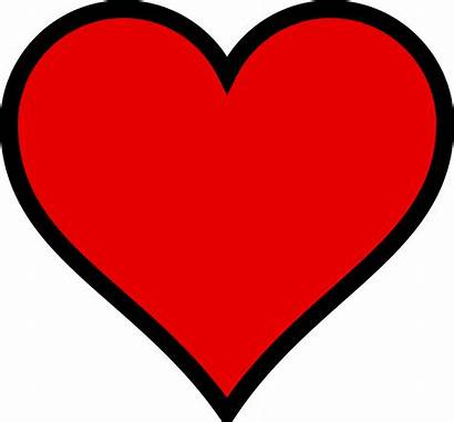 Heart Clip Clipart Shaped Funky Resolution Designs
