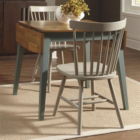 pc blue drop leaf table set kitchen table settings
