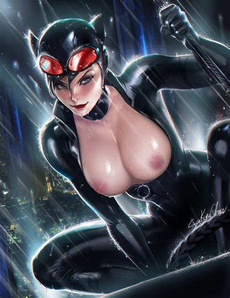 Catwoman Comic Images