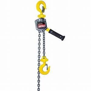 1  4 Ton Lever Manual Chain Hoist