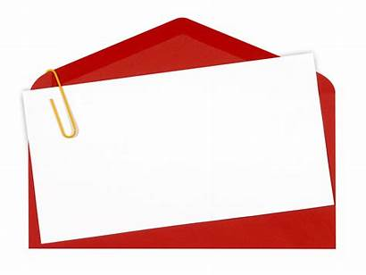 Envelope Blank Clipart Backgrounds Invitation Powerpoint Education