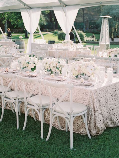 The Perfect Blueprint for a Romantic Tented Wedding in