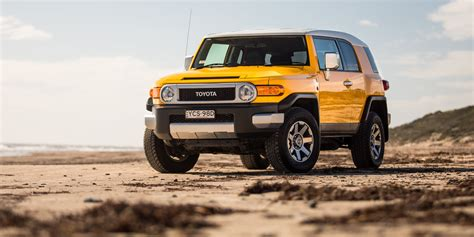 Cruiser Car by 2016 Toyota Fj Cruiser Review Photos Caradvice