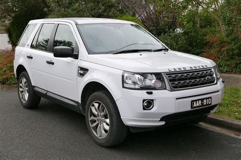 Land Rover by Land Rover Freelander