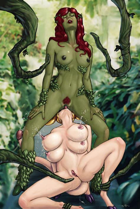 Free Harley Quinn Poison Ivy Naked