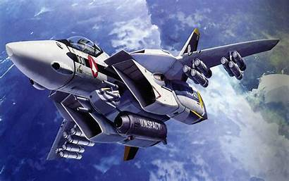 Fighter Military Anime Aircraft Wallpapers Desktop Jet
