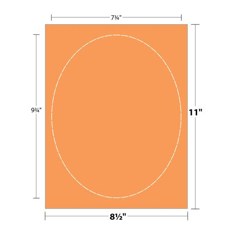 20 top gallery of oval best photos of 8 x 9 oval template oval shape oval