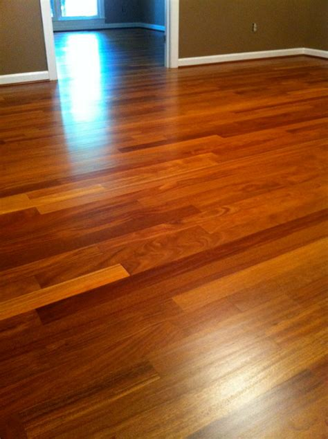 cumaru hardwood flooring staircase contemporary hardwood flooring raleigh by green