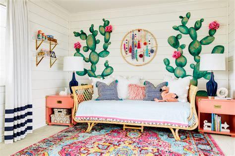 Marin's Boho Cactus Room Reveal
