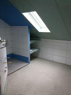 Dusche In Dachschräge Bei Bad Mit Dachschräge Bauen