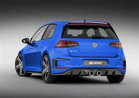 golf 7 r 400 vw golf r400 concept has been confirmed for production dsf my