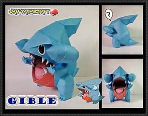 Gible Pokemon Evolution Chart Pokemon Gible Ver 3 Po Archives