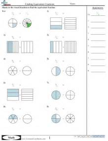 comparing fractions decimals and percents worksheets equivalent fractions of shapes worksheets search results calendar 2015