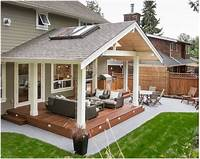 best outdoor covered patio design ideas Covered Decks and Patios » Melissal Gill