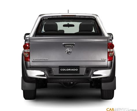 holden colorado  steer  caradvice