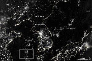 NASA reveals stunning night time images of Earth from ...