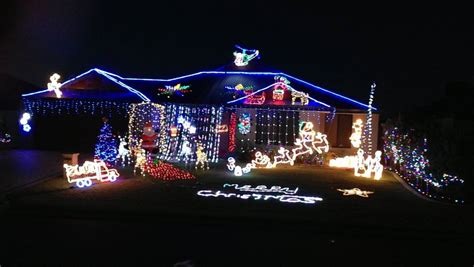 your guide to the best christmas lights in bunbury