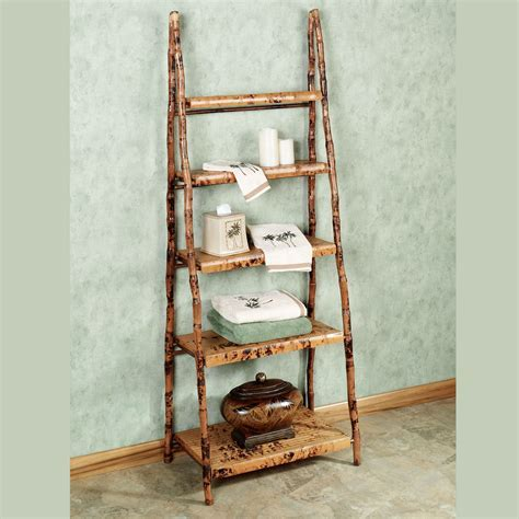 Bocca Ladder Display Shelf