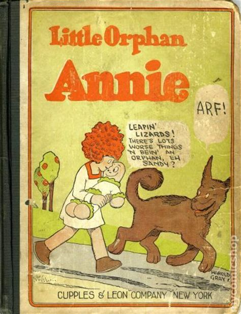 little orphan annie 1926 1934 cupples comic books