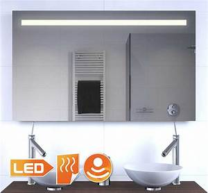 Spiegel 80 X 80 : badkamer spiegel met dimbare verlichting en spiegel verwarming 100x60 cm designspiegels ~ Whattoseeinmadrid.com Haus und Dekorationen