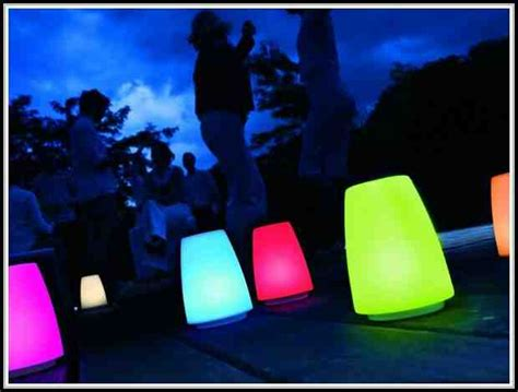 outdoor color changing led lights