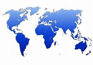 Papier Peint Planisphère : papier peint planisphere monde de carte ~ Teatrodelosmanantiales.com Idées de Décoration