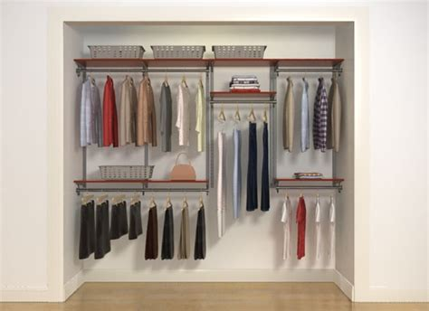 freedomrail reach in closet design 96 quot driftwood live