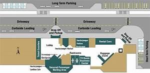 Terminal Layout Map