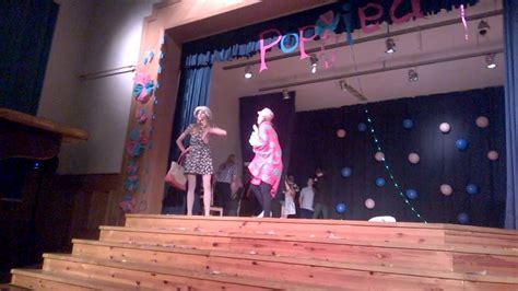 Pumpuru vidusskolas 9.a POP-IELA - YouTube