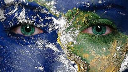 Earth Wiccan Wicca Witch Face Wallpapers Fantasy