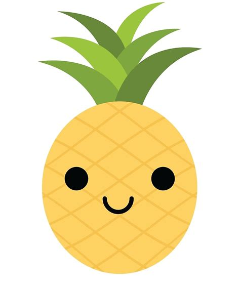 scoop neck t shirt quot pineapple emoji smiling quot by teeandmee redbubble