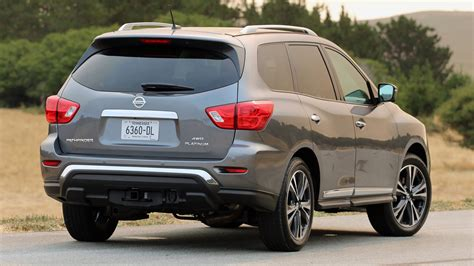 2017 Pathfinder Review by Review 2017 Nissan Pathfinder
