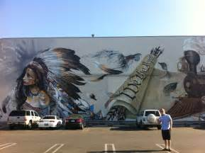 five great l a street art murals nothing but art