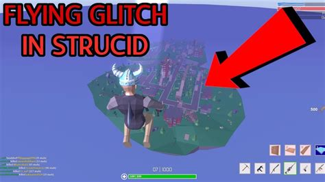 roblox strucid glitches working bouncer fly glitch