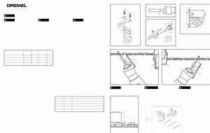 Dremel Chainsaw Sharpener 1453 User Guide