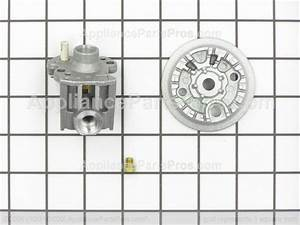 Whirlpool 814512 Burner Assembly  Right Front