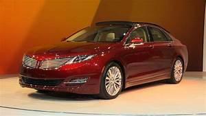 Ny Auto Show  2013 Lincoln Mkz