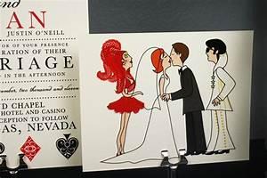 wedding invitation las vegas and elvis style wedding as With las vegas elvis wedding invitations