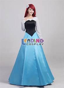 Custom Made the Little Mermaid Costume Dress Princess ...