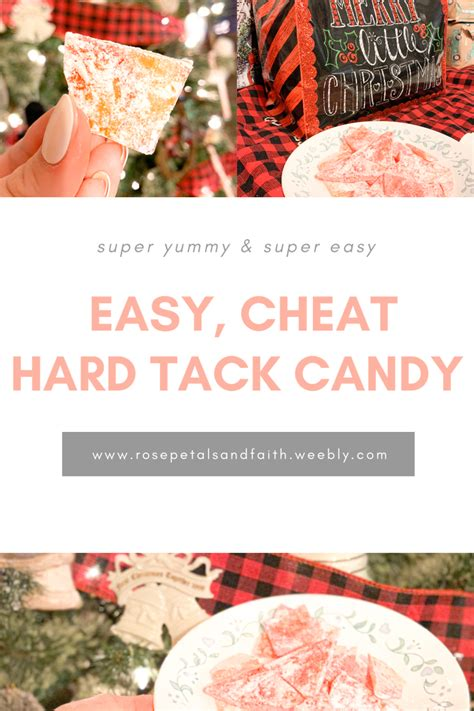 hard candy tack christmas around weebly flavors local campfire