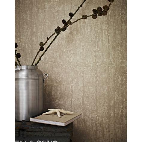 Superfresco Easy Driftwood 52cmx10m Wallpaper Brown
