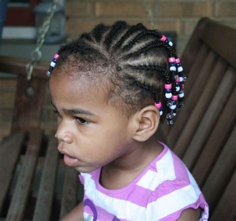 Kid Braid Black Hairstyles by Braids For Black Braided Hairstyle Ideas In