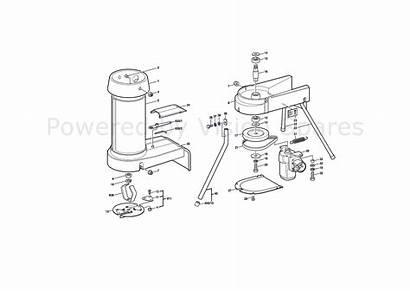 Bosch Parts Brush Holder