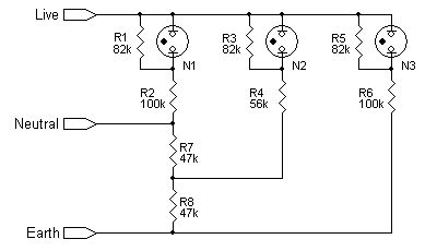 Earthing Terminal Detection Indication Electrical